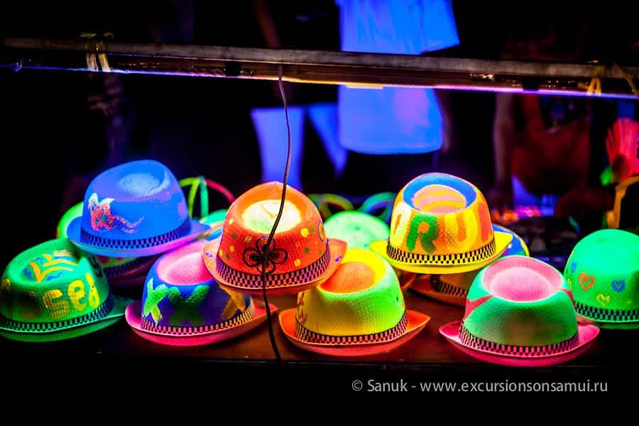 Parties at Koh Phangan: Full Moon, Half Moon, Black Moon, Jungle Experience, Koh Samui, Thailand