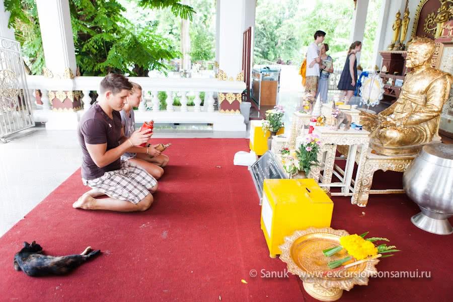 Koh Samui city tour, Koh Samui, Thailand