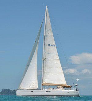 Yacht Aello, Koh Samui