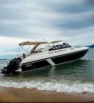 Alice Speedboat, Koh Samui