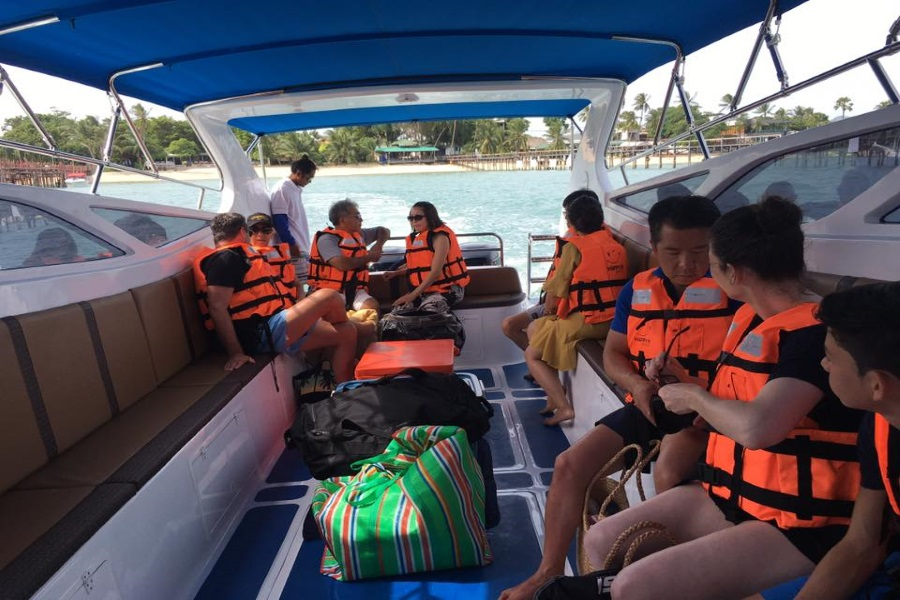 Premium tour to Angthong – Happy Samui, Koh Samui, Thailand