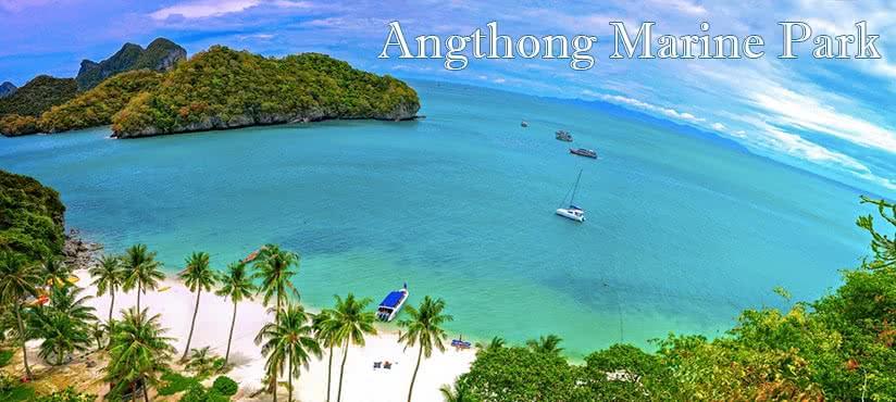 Tours to Angthong Marine Park