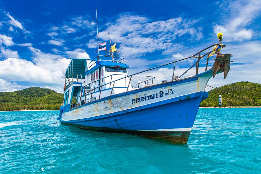 Big boat trip around Koh Samui, Koh Samui, Thailand