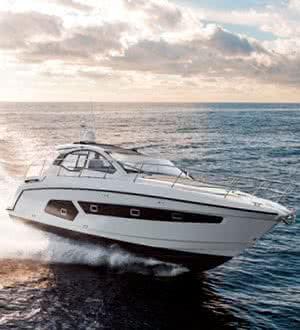 Yacht Azimut, Samui