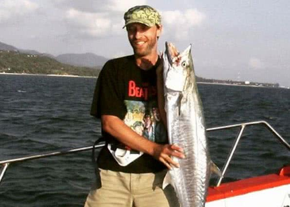 Private fishing speedboat trips, Koh Samui, Thailand