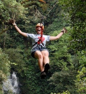 Canopy adventure, Koh Samui