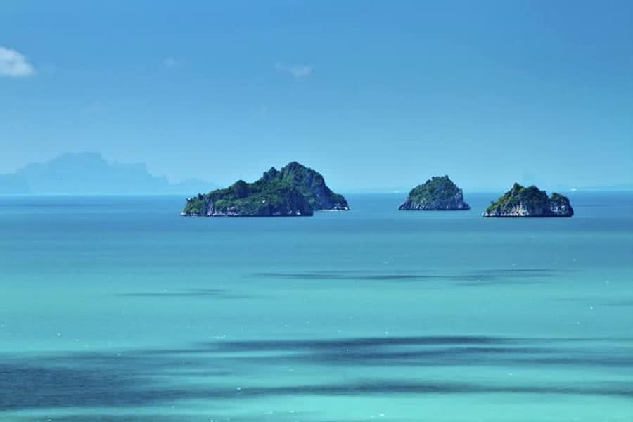 """Green peace island"" – relaxing cruise to Koh Tan with lunch in french restaurant, Koh Samui, Thailand"