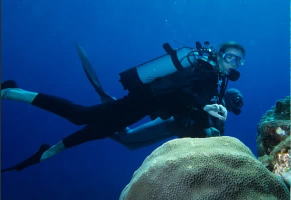Padi diving courses, Koh Samui, Thailand