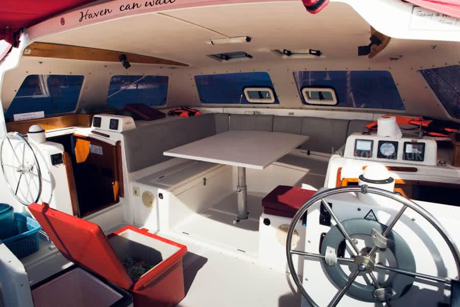 "Sailing charters by ""Dreamcatcher"", Koh Samui, Thailand"