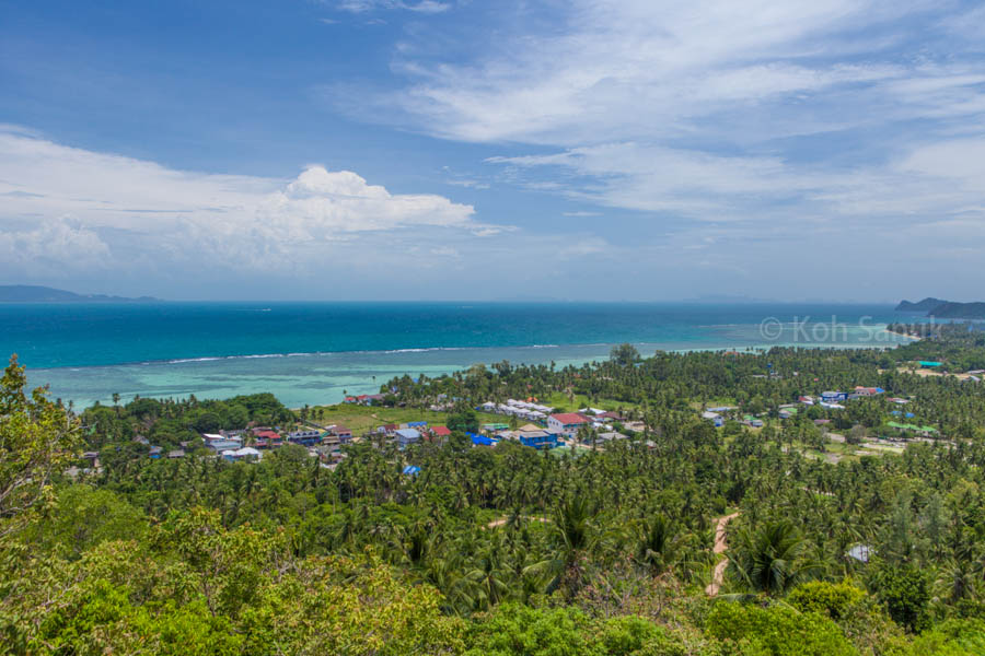 Eco-nature full day safari at Koh Phangan, Koh Samui, Thailand