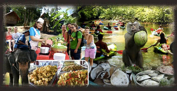 Eco safari day tour, Koh Samui, Thailand