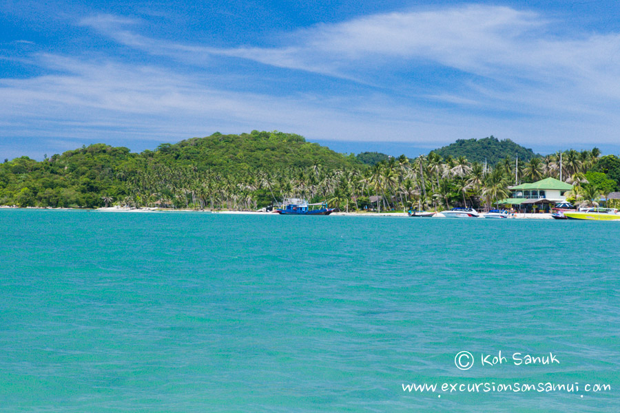 Eco tour to Koh Tan, Koh Samui, Thailand