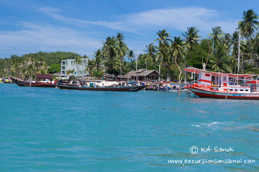 "Quest game ""Escape the island"", Koh Samui, Thailand"