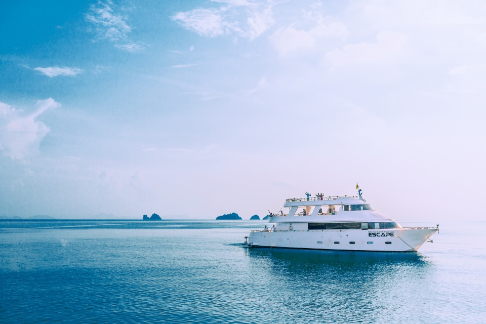 The Escape Yacht, Koh Samui, Thailand