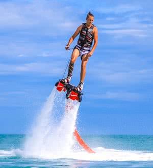Fly board, Koh Samui