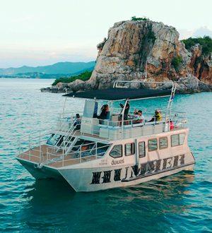 Catamaran Hummer, Koh Samui