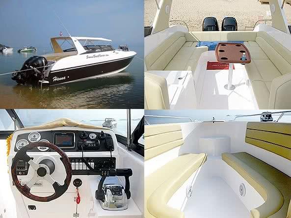 Speedboat Hanna, Koh Samui, Thailand