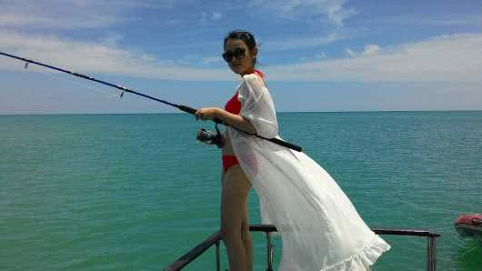 "Private cruises by boat ""Chonticha"", Koh Samui, Thailand"