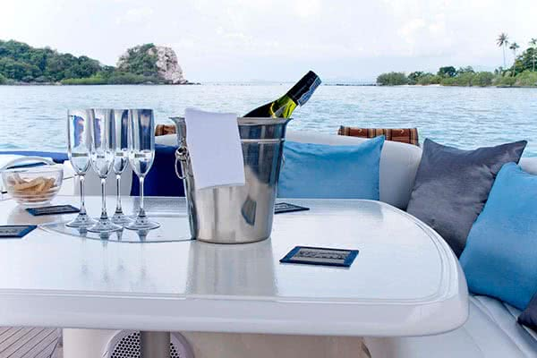 "Private cruises by ""Hip Horizons"" yacht, Koh Samui, Thailand"