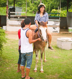 Horse riding Koh Samui