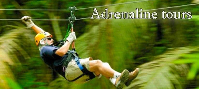 Adrenaline tours on Koh Samui