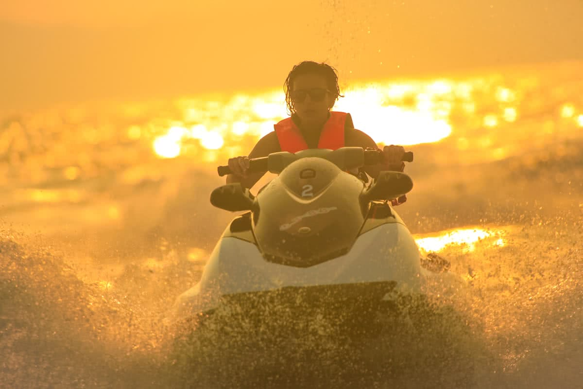 Jet ski safari from Koh Samui and Koh Phangan to neighbouring islands, Koh Samui, Thailand