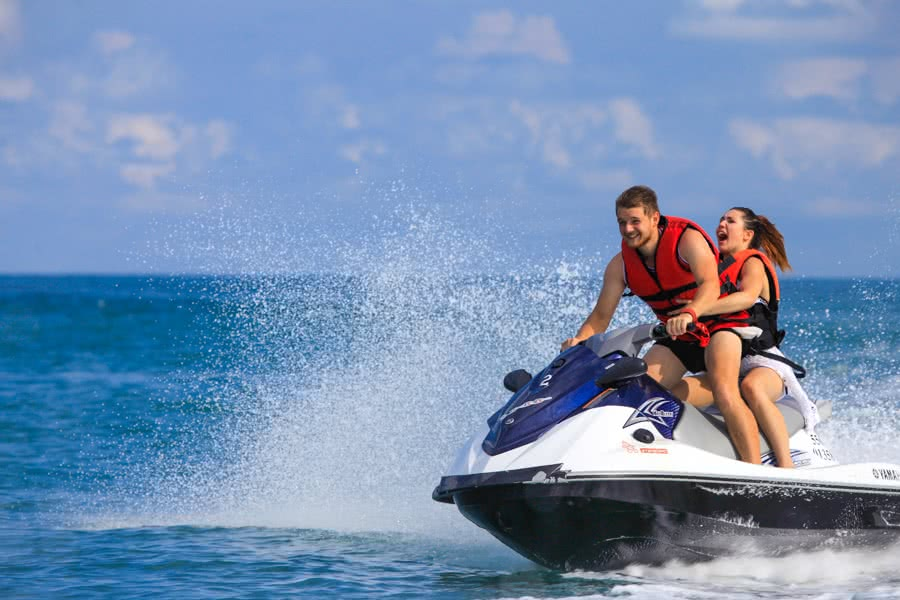 Jet ski safari from Koh Samui to neighbouring islands, Koh Samui, Thailand
