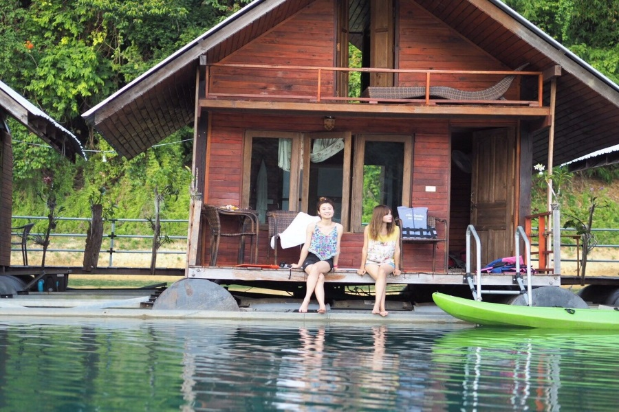 Overnight tour to Khaosok Lake, Koh Samui, Thailand