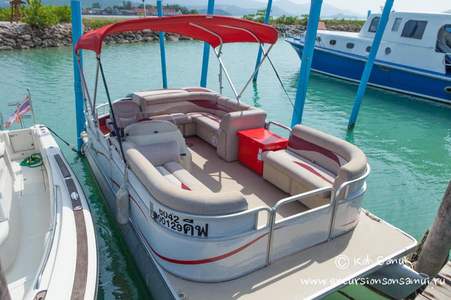 """Cruises on catamaran""""Kiff"""", Koh Samui, Thailand"""