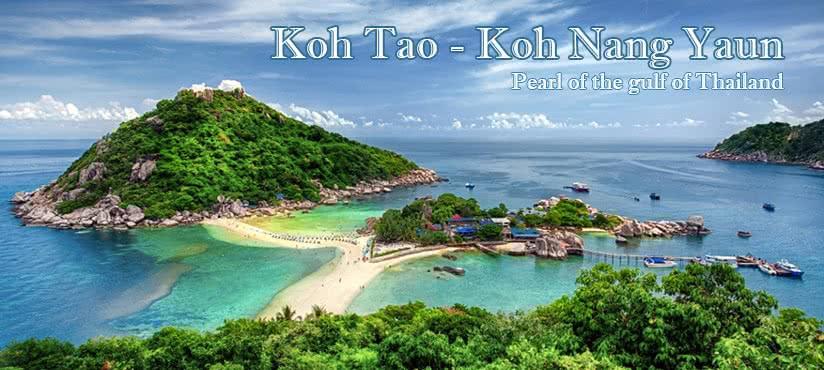 Koh Tao - Koh Nang Yuan