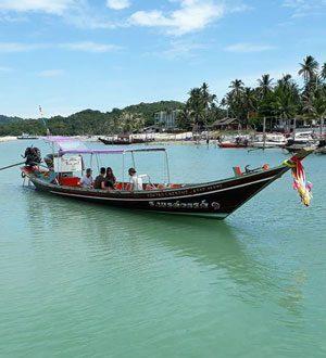 Longtail boat, Tong Krut