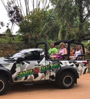 Luxury safari, Samui