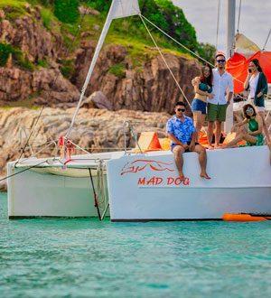 Catamaran Mad dog
