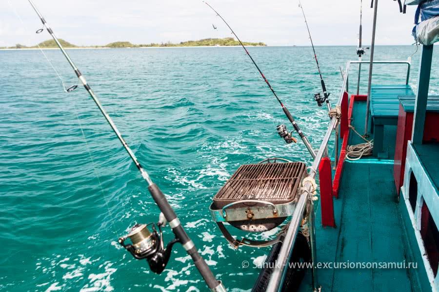 Big fishing game, Koh Samui, Thailand