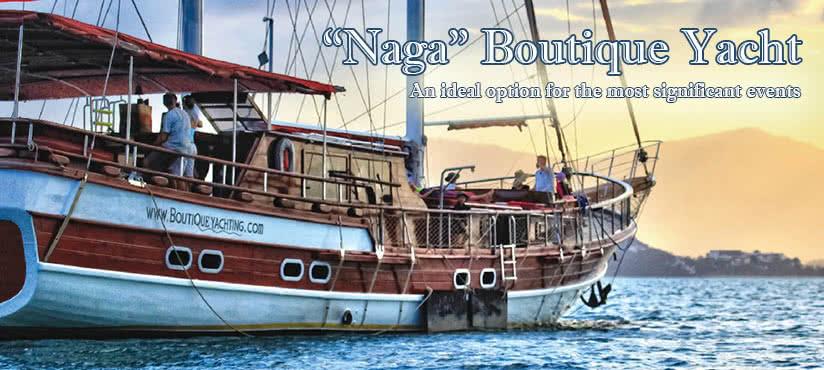 Naga yacht, Koh Samui