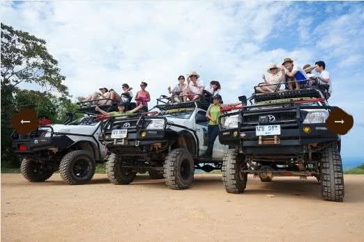 Jeep Safari Namuang