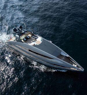 Ocean Emerald luxury yacht