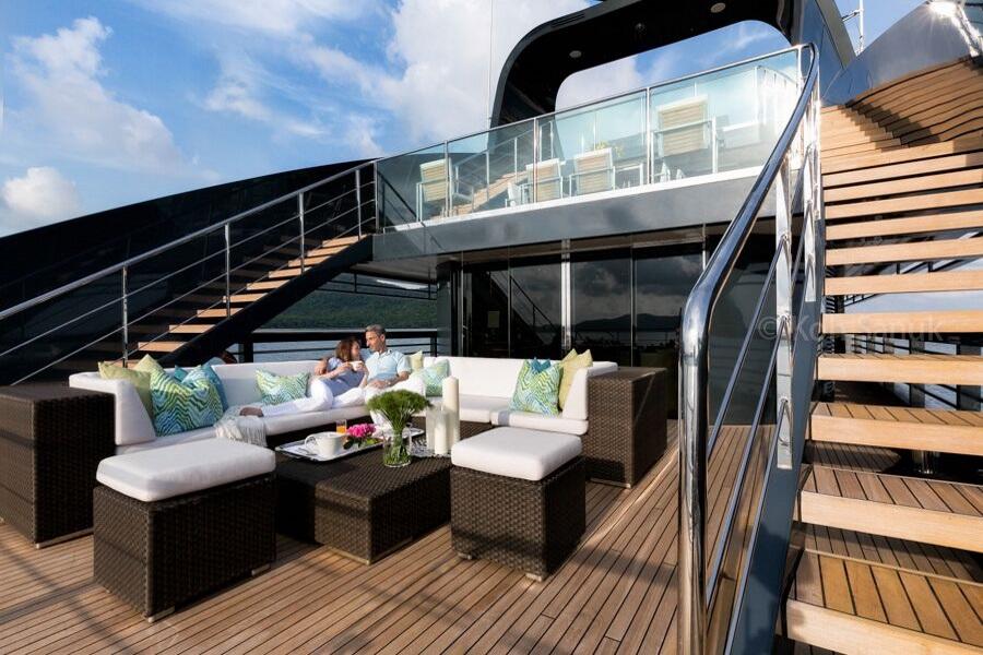 Ocean Emerald Yacht, Koh Samui, Thailand