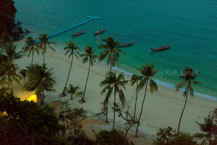 Super Romantic Overnight in AngThong Marine Park - Yachts & Tours on Koh  ZW84