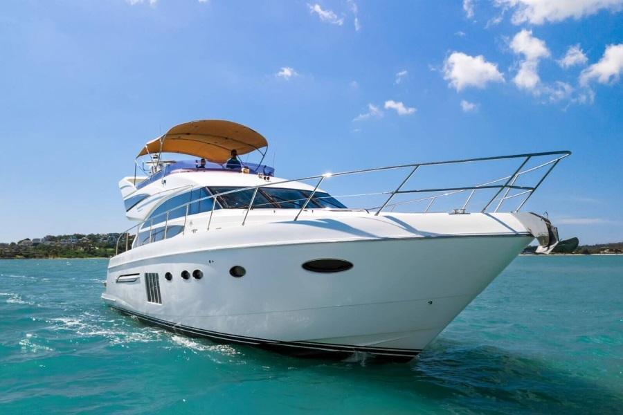 Princess 64 yacht, Koh Samui, Thailand