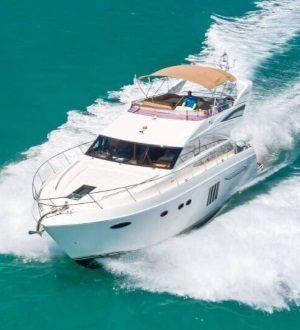 Princess 64 yacht, Koh Samui