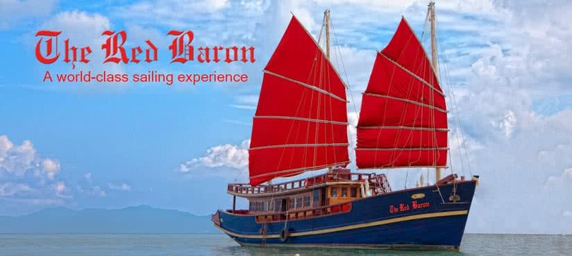 The Red Baron, Koh Samui