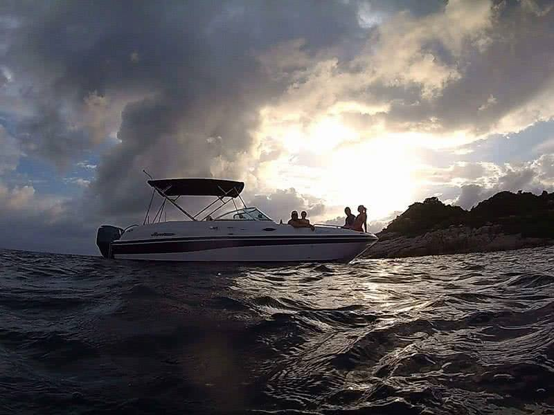 Private two-engine speedboat tours and transfers from Koh Samui, Koh Samui, Thailand