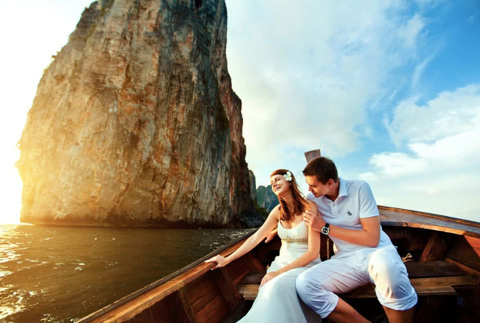 Private longtail boat cruise  from Koh Samui to Five Islands with dinner, Koh Samui, Thailand