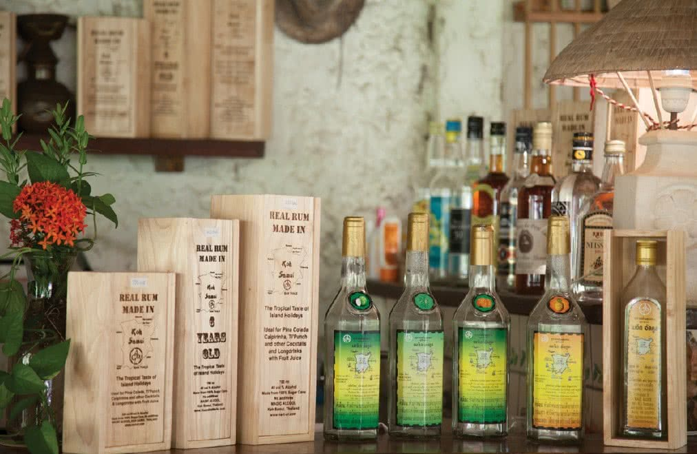 Magic Alambic Rum Distillery, Koh Samui, Thailand