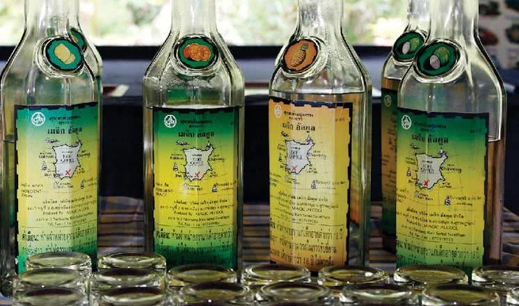 Magic Alambic Rum Distillery, Koh Samui, Thailand
