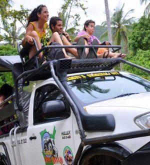 Safari without animals, Koh Samui