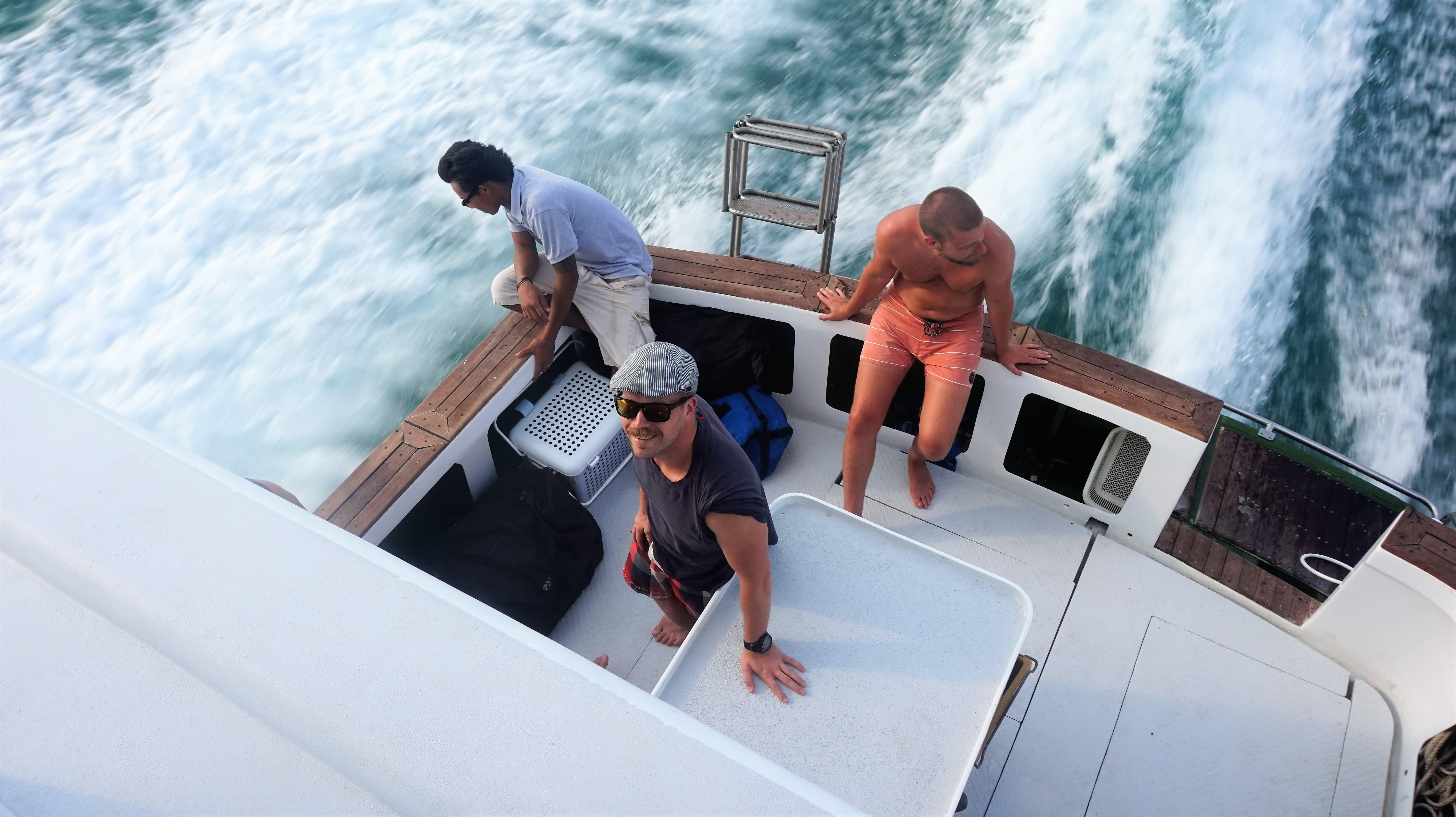 "Private cruises by yacht ""Sao"", Koh Samui, Thailand"