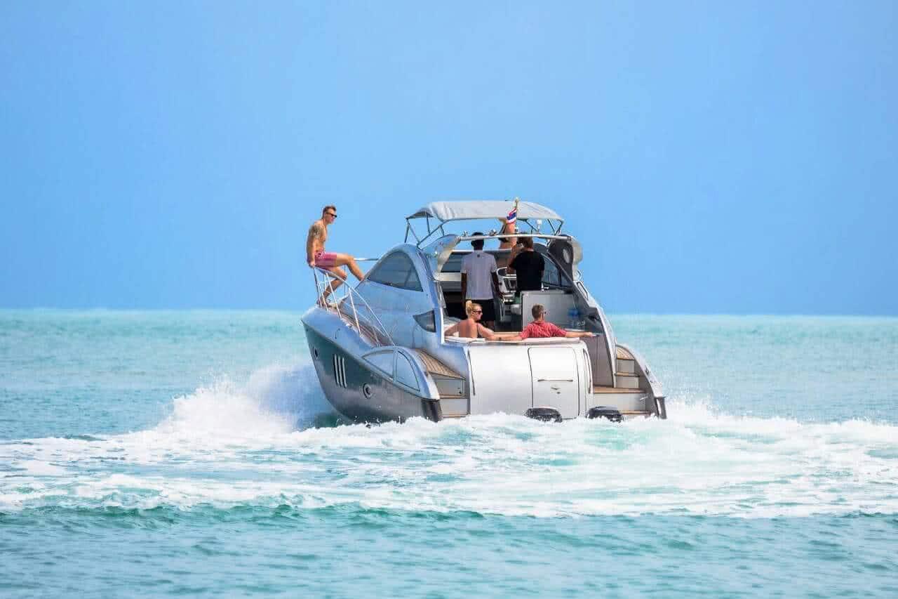 Sea Dream Yacht, Koh Samui, Thailand