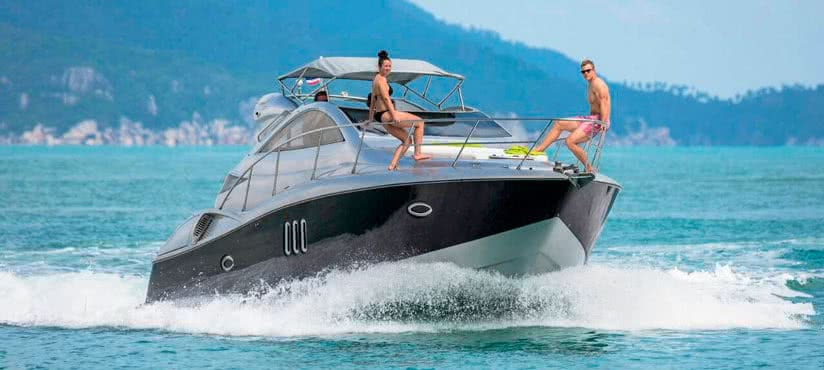 Sea dream yacht, Koh Samui